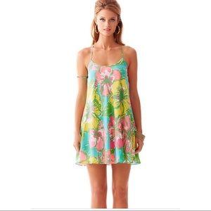 Lilly Pulitzer maisy Slip Dress